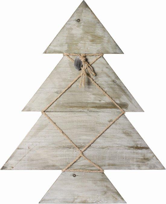 Riverdale Houten Kerstboom - Vintage Naturel - 70 cm