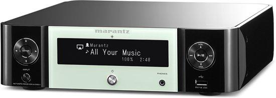 Marantz M-CR511/N1GN - Netwerk Receiver - Zwart/Wit