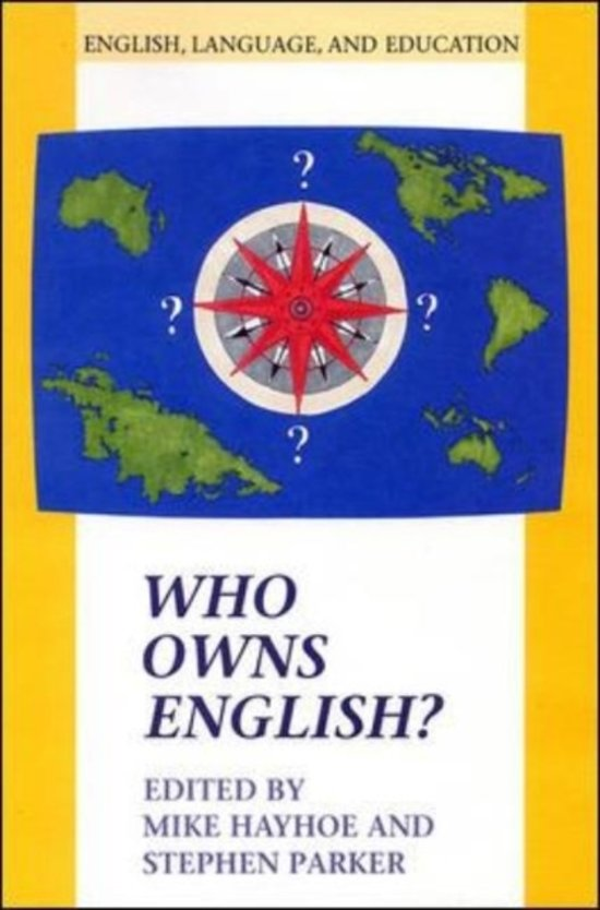 Who Owns English?