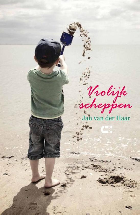 Cover van het boek 'Vrolijk scheppen'