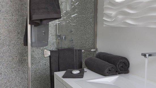 Heckett & lane - Handdoek - 60x110 cm - Set van 2 - Dark Gull Grey