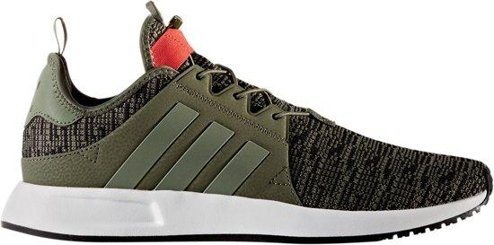 7da03f70d61 bol.com | adidas X_PLR Sneakers - Maat 46 - Mannen - groen/rood/wit