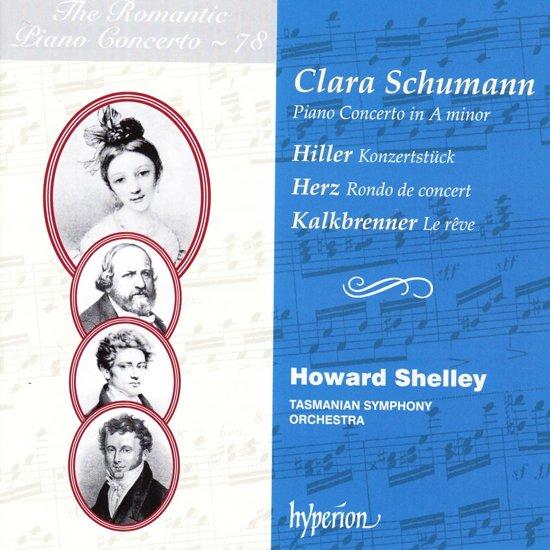 Tasmanian Symphony Orchestra Howard - The Romantic Piano Concerto ' 78