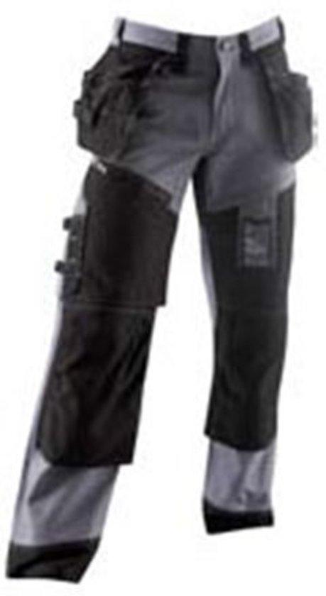 Blaklader Blåkläder 1500 Werkbroek X1500 Grijs/Zwart C50