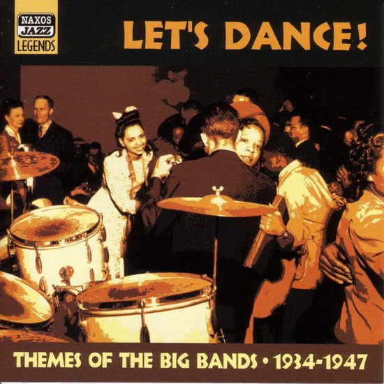 Let S Dance! Themes Of  The Big Bands