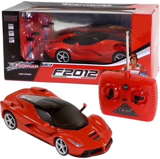 Rc Xq Ferrari Str. F2012 1:24