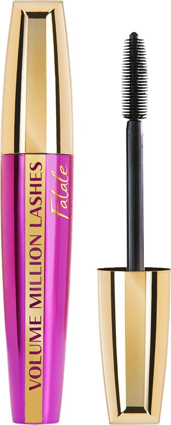 L'Oréal Paris Volume Million Lashes Fatale Mascara - Zwart