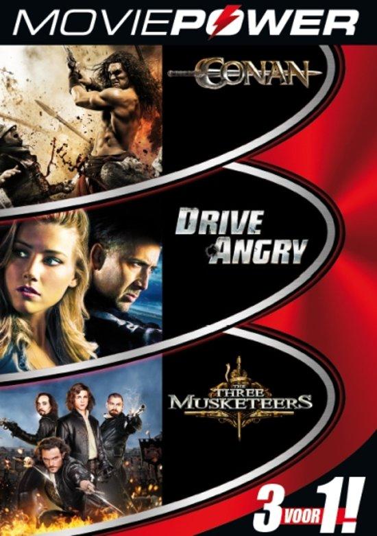 Cover van de film 'Moviepower Box 2'
