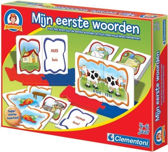 Afbeelding van het spel Clementoni - Mijn Eerste Woorden