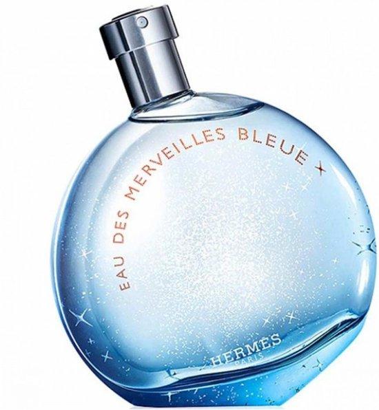 Hermes Eau de Merveilles Bleue - 50 ml Eau de Toilette