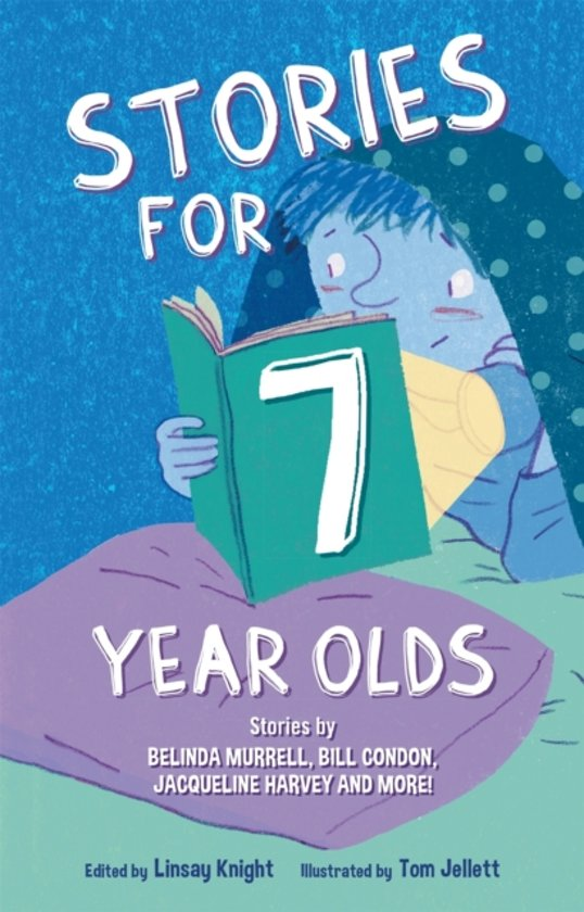 Boek cover Stories For Seven Year Olds van Linsay Knight (Paperback)
