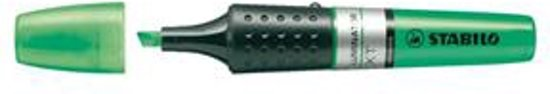 Stabilo Luminator XT Markeerstift - Groen