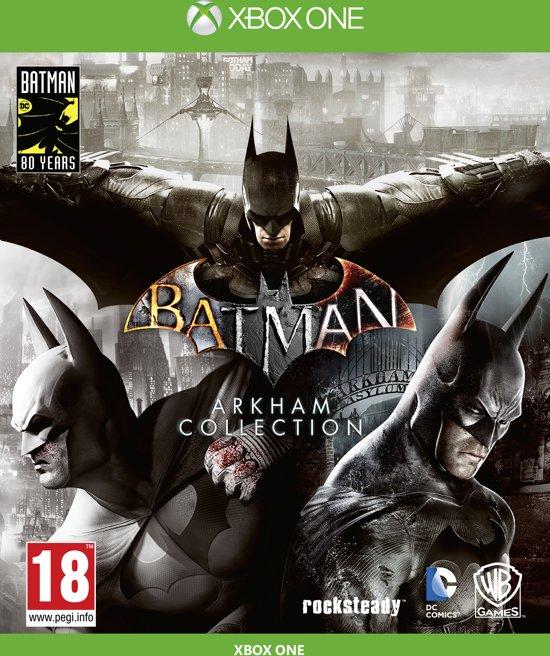Batman: Arkham Collection - Xbox One (Steelbook)