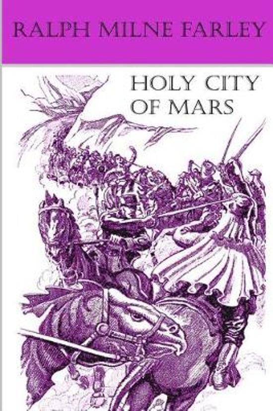 Holy City of Mars