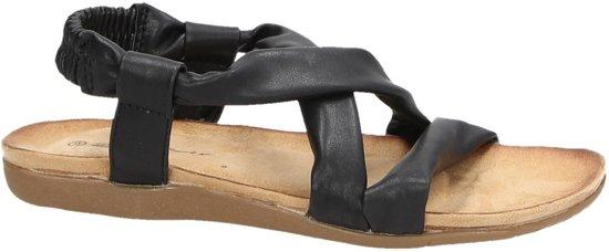Dolcis Dames Sandaal - Zwart Maat 38 FrGu3jyg