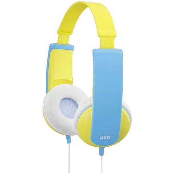 JVC HA-KD5 - Kinder koptelefoon - Geel