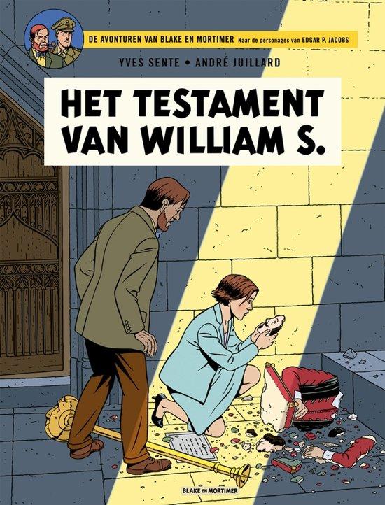 Blake en Mortimer 24. Het testament van William S.