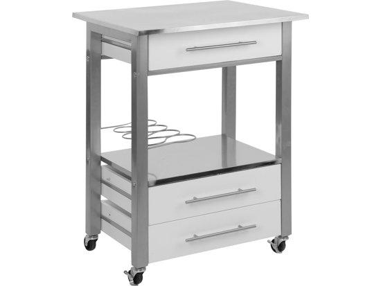 moderne keukentrolley. Black Bedroom Furniture Sets. Home Design Ideas