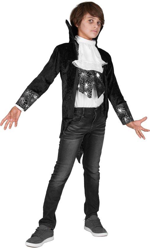 Vampier  Halloween kostuum voor jongens - Verkleedkleding - 116/122