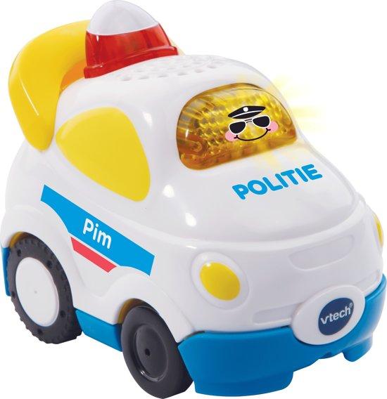 Bol Com Vtech Toet Toet Auto S Pim Rc Politie Bestuurbare Auto