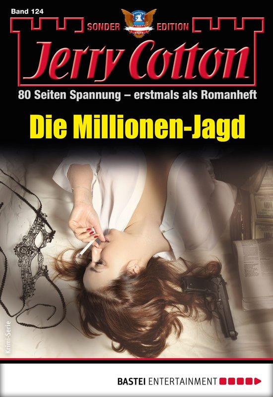 Jerry Cotton Sonder-Edition 124 - Krimi-Serie