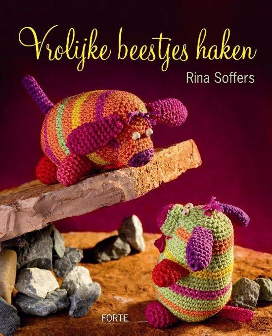 Bolcom Vrolijke Beestjes Haken Rina Soffers 9789058778253 Boeken