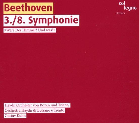Symphony Nr.3 & 8