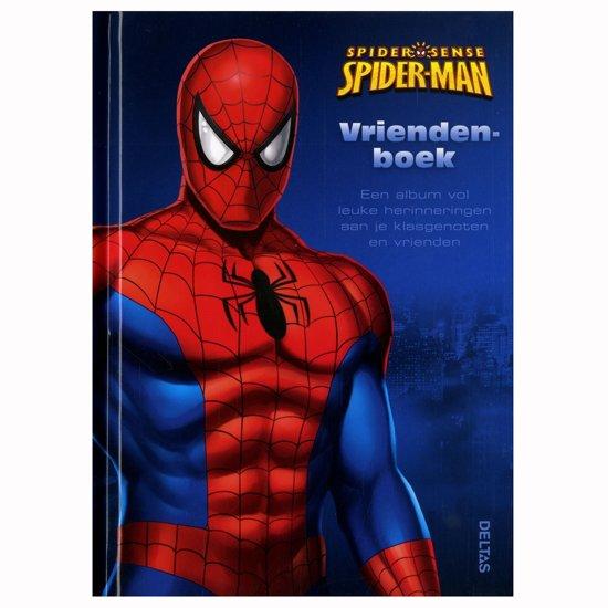 Bol Com Spider Man Vriendenboek