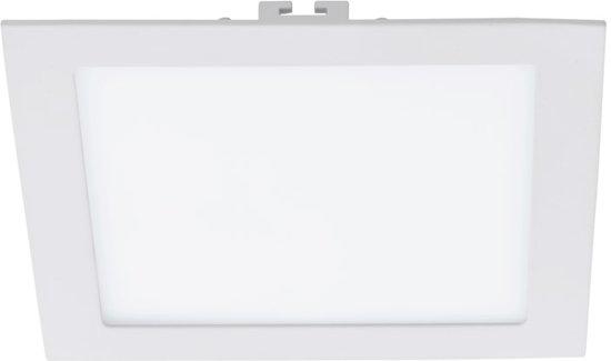 EGLO Fueva 1 - Inbouwspot - LED - Wit - 4000K - 2000lm