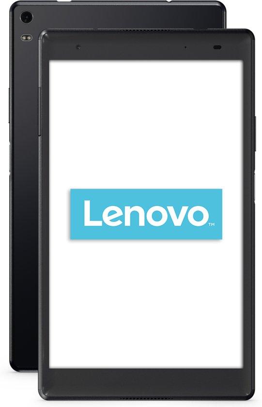 Lenovo Tab 4 Plus - 8 inch - WiFi - 16GB - Zwart