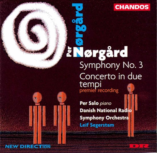 New Direction - NorgArd: Symphony no 3, etc / Leif Segerstam