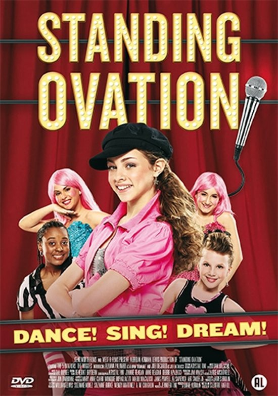 Cover van de film 'Standing Ovation'