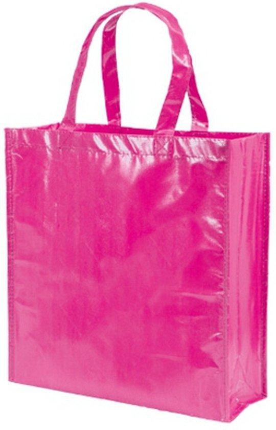 Boodschappentas roze