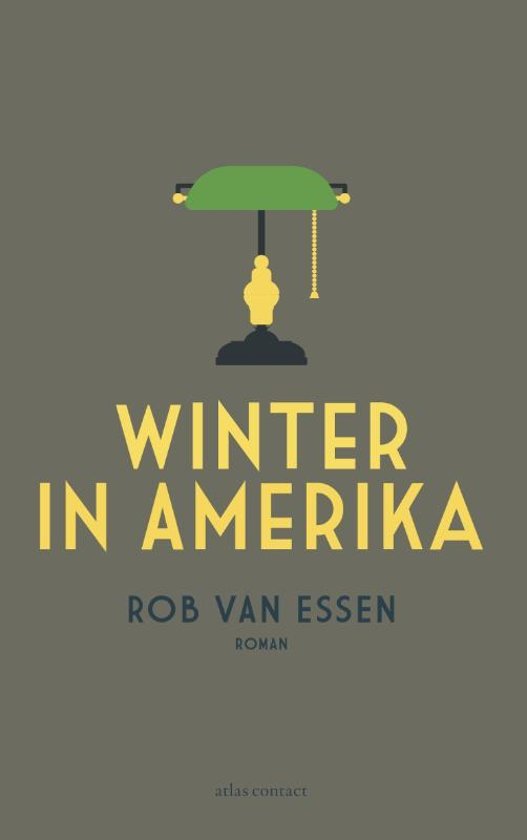 cover Winter in Amerika