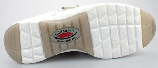 39 978 Wit 50 Lederen 66 SneakerMaat Rollingsoft Gabor VUSzGMqp
