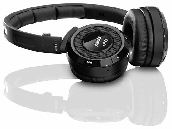AKG K830 BT - Over-ear koptelefoon - Zwart