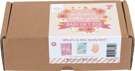 A Little Lovely Company Baby geschenkset  - kraamcadeau