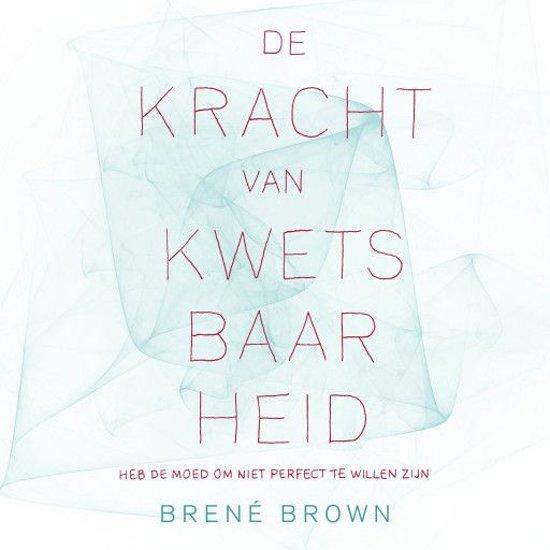 Boek cover De kracht van kwetsbaarheid van Brené Brown (Onbekend)