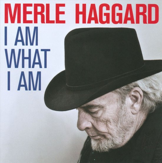 Bolcom I Am What I Am Merle Haggard Cd Album Muziek