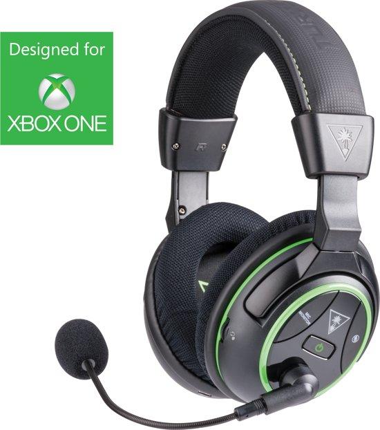 Turtle Beach Ear Force Stealth 500X Official Xbox One Wireless 7.1 DTS Headphone:X Virtueel Surround Gaming Headset - Zwart ... kopen