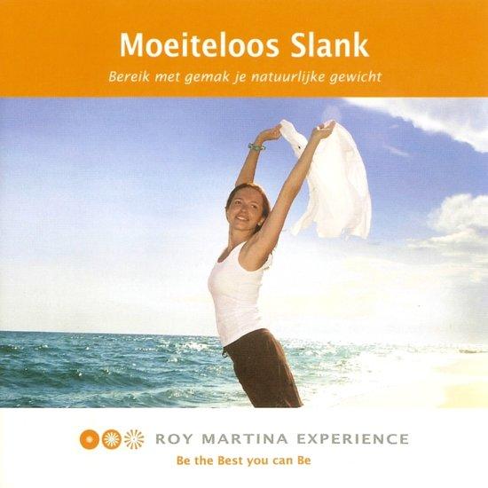 Boek cover Moeiteloos Slank van Roy Martina (Onbekend)
