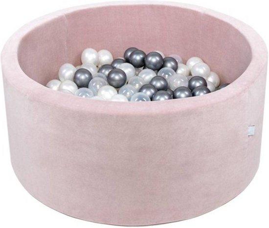 Misioo Ballenbad Velvet Pink, incl. 200 ballen