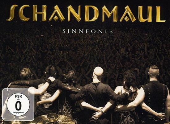 Sinnfonie Live +2Cd -Ltd-