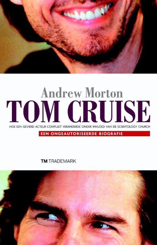 Tom Cruise - Voorkant