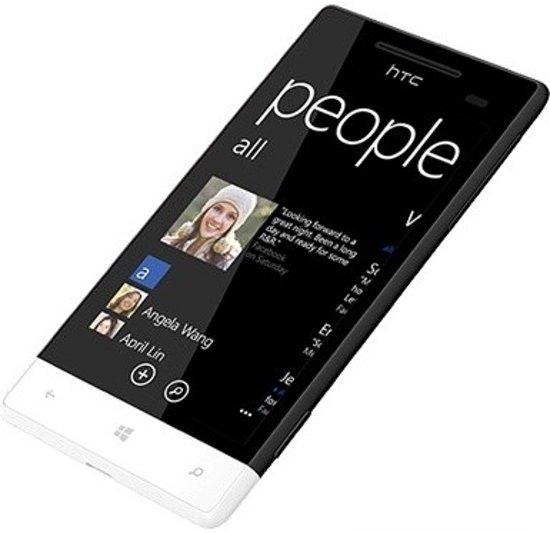 Smartphone HTC WINDOWS PHONE 8S NOIR 4GO