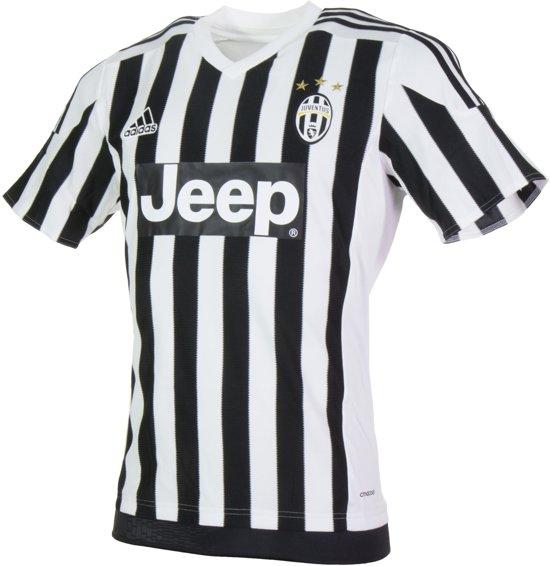 Maat Shirt Witzwart Thuis M Mannen Adidas Juventus Sportshirt Heren nX11OH