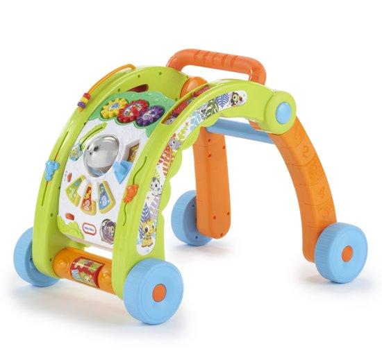 Afbeelding van Little Tikes 3-in-1 Activity Walker Groen speelgoed