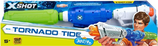X-Shot Tornado Tide - Waterpistool
