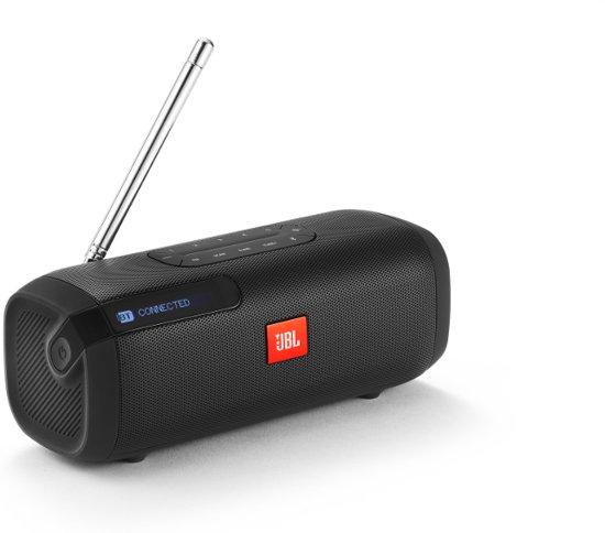 JBL Tuner Zwart - Draagbare DAB+ radio met bluetooth