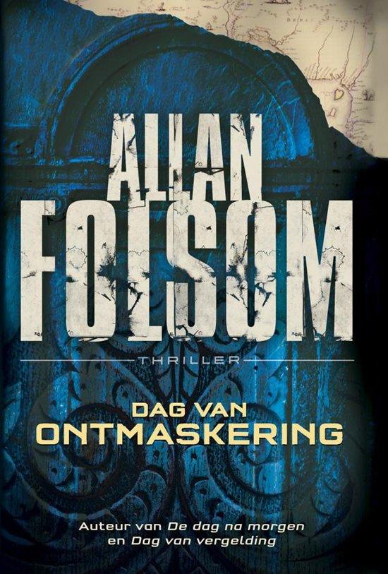 Boek cover Dag van ontmaskering van Allan Folsom (Onbekend)